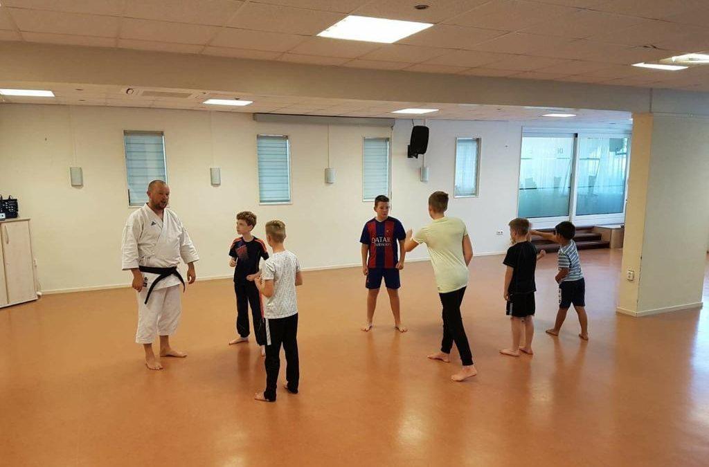 Karate voor kinderen